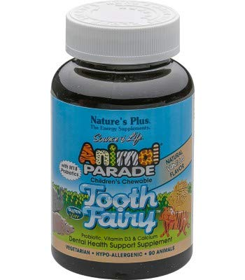 Natur Plus-90 Tabletten (Animal Parade® Tooth Fairy 90 Lutschtabletten NP)