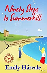 Ninety Steps to Summerhill: Volume 2 (Goldebury Bay series) by Emily Harvale (10-Jun-2015) Paperback