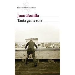 Tanta gente sola (Biblioteca Breve) Finalista Premio Mandarache 2012