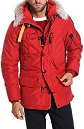 parajumpers homme rouge