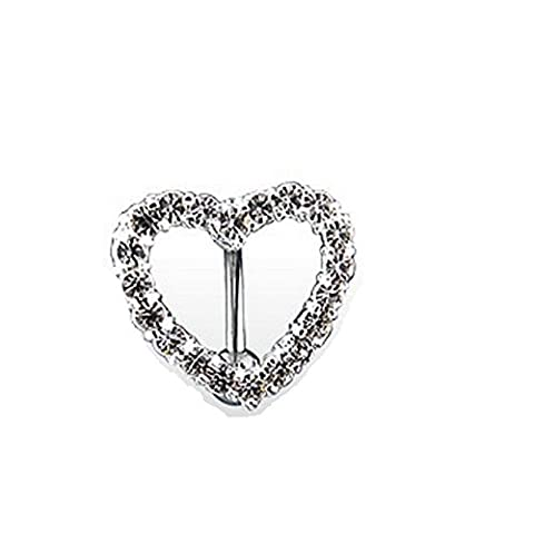Jeweled Herz Reverse Lily weiß (Jeweled Lily)