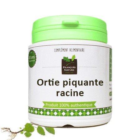 Ortie racine240 gélules gélatine végétale