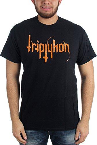 Triptykon Triptykon-Maglietta con Logo, da uomo