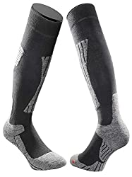 Limuwa Ski Socks Deluxe - 2 Pair - Size 43-46