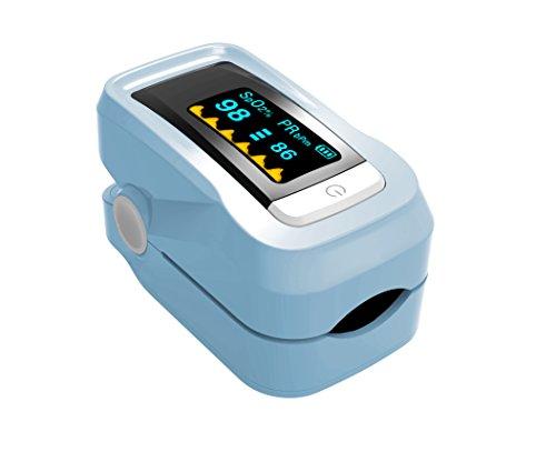 Medizinische Verbrauchsmaterialien und Geräte Gesundheitsmonitore Pulsoximeter Led Anzeige Fingerspitzen Oximeter mit