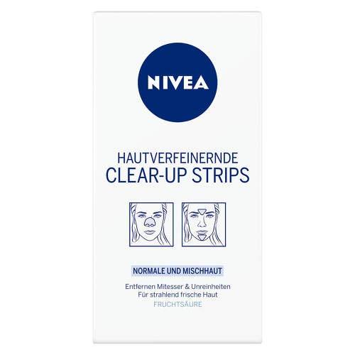 Nivea Visage Clear up Strip 6 stk