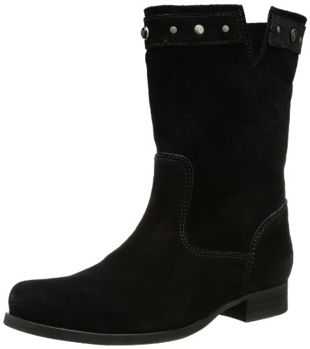 Diesel THE WILD LAND FORESTIK Y00775 PR086 Damen Desert Boots Schwarz (black T8013)