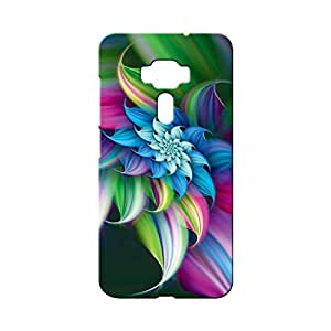 BLUEDIO Designer Printed Back case cover for Asus Zenfone 3 - G2523