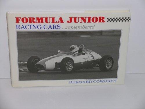Formula Junior Racing Cars.Remembered