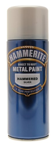 hammerite-5084783-metal-paint-hammered-silver-400ml-aerosol