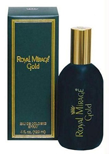 Royal Mirage Gold EDC Spray 120ml  available at amazon for Rs.891