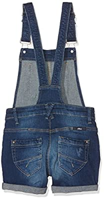 s.Oliver Girl's Latzhose Jeans