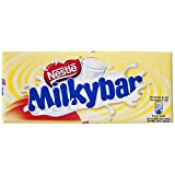 Nestlé - Milkybar - Tableta de Chocolate Blanco - 75 g - [Pack de 11]
