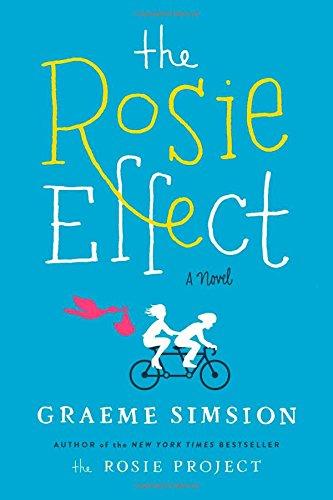 Buchseite und Rezensionen zu 'The Rosie Effect' von Graeme Simsion