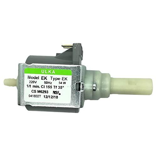 Micropompa Elettropompa ULKA EK2 54 Watt 16Bar pompa acqua per macchine da caffè
