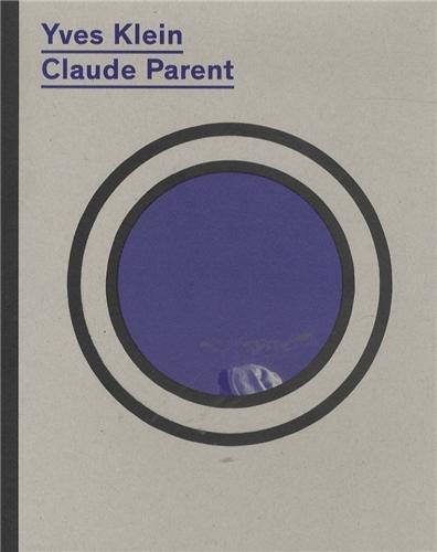 Yves Klein/Claude Parent : le Mémorial, projet d'architecture par Rotraut Klein-Moquay