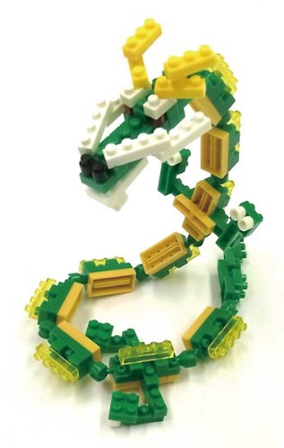Nanoblock - Mini Animaux Dragon