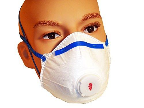 respirateur-moule-ffp2v-masque-anti-poussiere-de-valve-warrior-jetables-boite-de-20