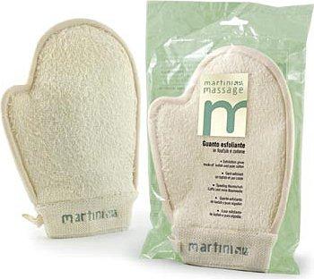 08f12d08dc2d9 gant esfoliante per il corpo in loofah e cotone