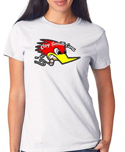 Certified Freak Clay Smith T-Shirt Girls White XL