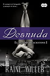 Desnuda (El affaire Blackstone 1)
