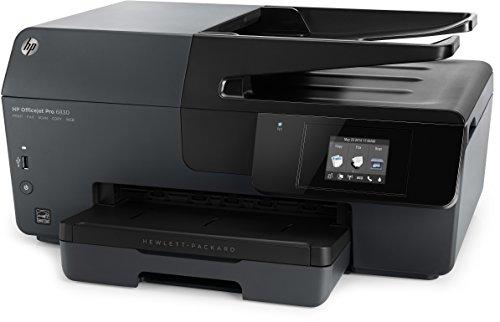 Bild 4: HP Officejet Pro 6830 ePrint Multifunktionsdrucker (Scanner, Kopierer, Fax, Drucker, WiFi, Duplexdruck) schwarz