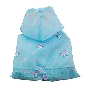DingDing Vêtements De Protection Solaire Chien * Protection Solaire Vêtements À Quatre Pattes Respirant