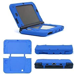 SNNC Schutzhülle für Nintendo 3DS XL / 3DSLL (Kratzfest) Silikon