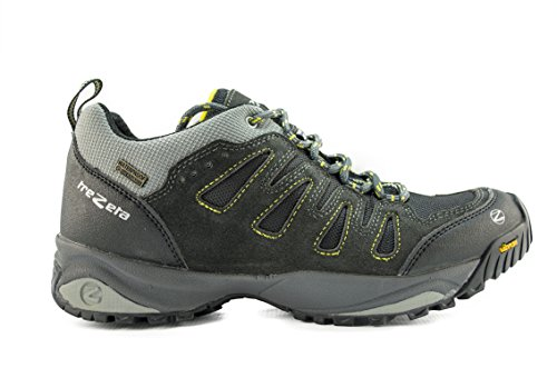 TREZETA Chinook Low Waterproof Anthracite/Yellow