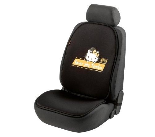 Walser 25060 Elvis Hello Kitty Autositzbezug Tuning Star, Schwarz