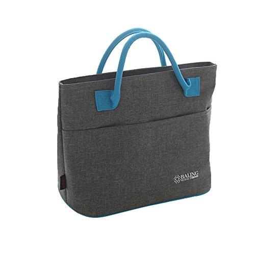 Yvonnelee borsetta porta pranzo termica pranzo borse borsa alimenti lunchbox per scuola e ufficio