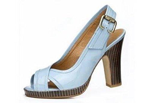 IAW  IAW hellblau, Sandales pour femme Bleu - Hellblau
