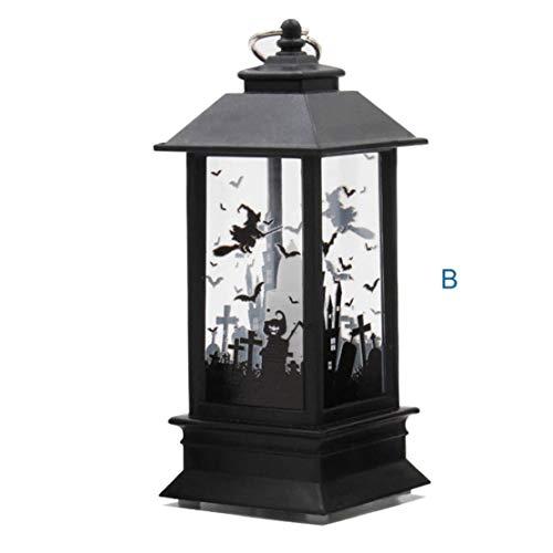 n Kerze mit LED Teelicht Kerzen   Lichterketten Innen Außen Deko Lichter für Partys Garten Hochzeiten Aussen Dekoration (B) ()