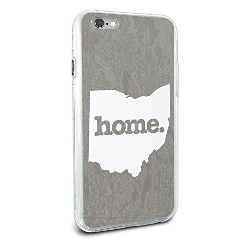 Ohio Oh Home State Hybrid Case für Apple iPhone 66S Plus (Nur für Plus Modell) - State-hybrid