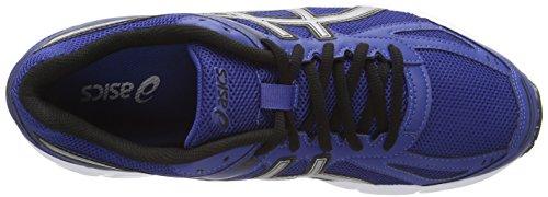 Asics Patriot 7, Chaussures de Running Entrainement Homme Bleu (blue/silver/black 4293)