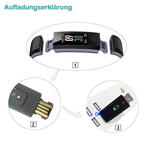 YAMAY SW350 Fitness Tracker - 9