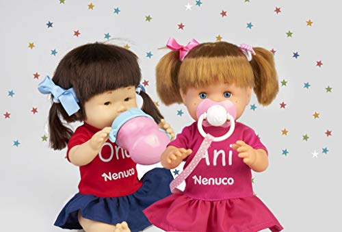 Nenuco de Famosa-  Muñeca Ani y ONA Youtubers Oficial,  Multicolor (700015020)