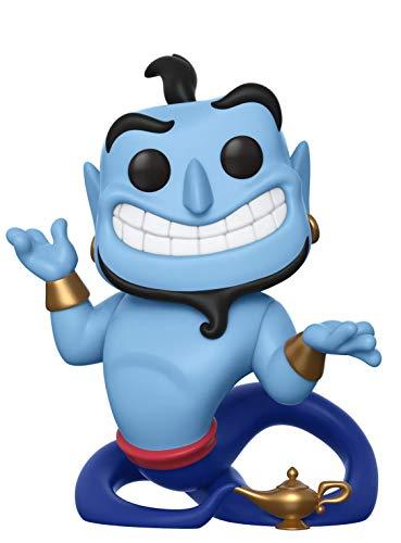 Funko 35757 Pop Vinyl Disney Aladdin - Genie con lámpara, Multi
