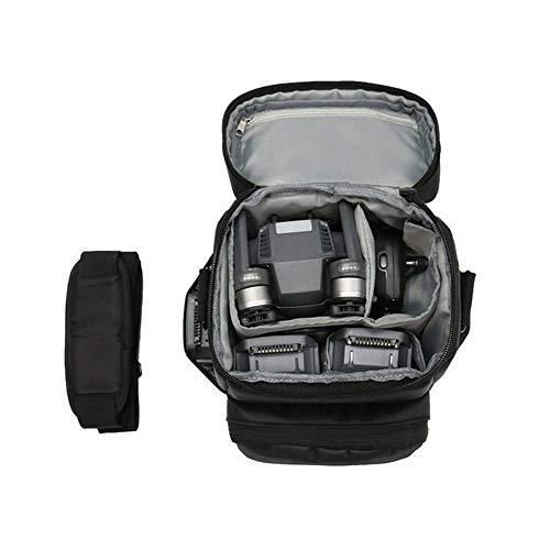 Igemy Portable Tragbare Lagerung Schultertasche Handtasche Umhängetasche für DJI Mavic 2 Pro / Zoom Drone (Schwarz)