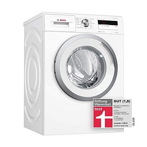 Bosch WAN28040 Serie 4 Waschmaschine Frontlader / A+++ / 137 kWh/Jahr / 1400 UpM / 6 kg / EcoSilence Drive / Trommelreinigung