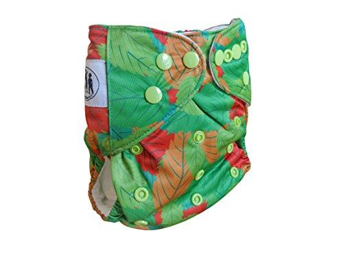 three-little-imps-estampado-panale-de-tela-incluyendo-2-insertos-hojas-verdes