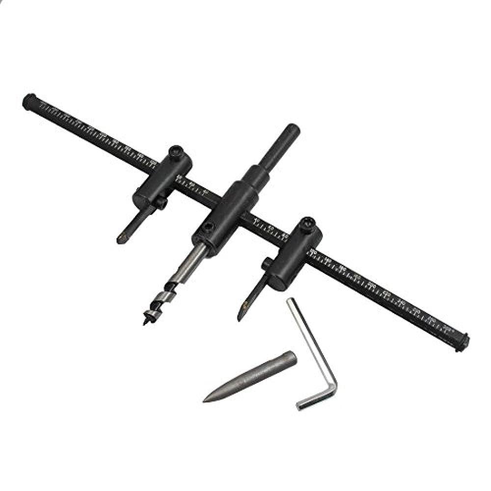 10mm Schaft 40mm bis 300mm Boring Dia Verstellbare Kreisschneider w Wrench