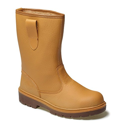 Dickies Super Safety Rigger Boot (Lined) (FA23350)
