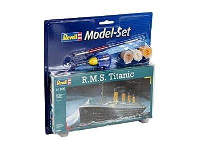 Revell - 65804 - Maquette - Modèle R.M.S. Titanic