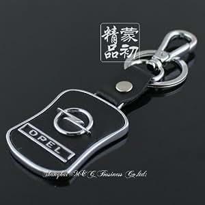 promotion des ventes!OPEL porte-cle chrome auto