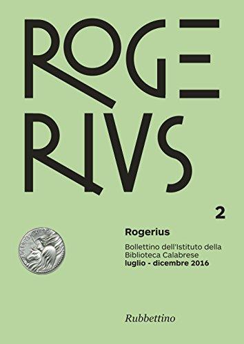 Rogerius (2016) (Le riviste)