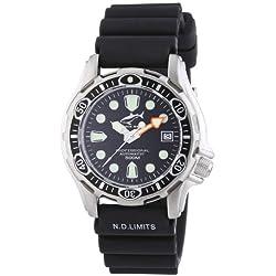 Chris Benz Deep 1000m Helium CB-1000H Men's watch 1000m