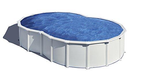 Gre - Piscina Chapa Varadero 710 x 475 x 120 cm + depuradora Arena