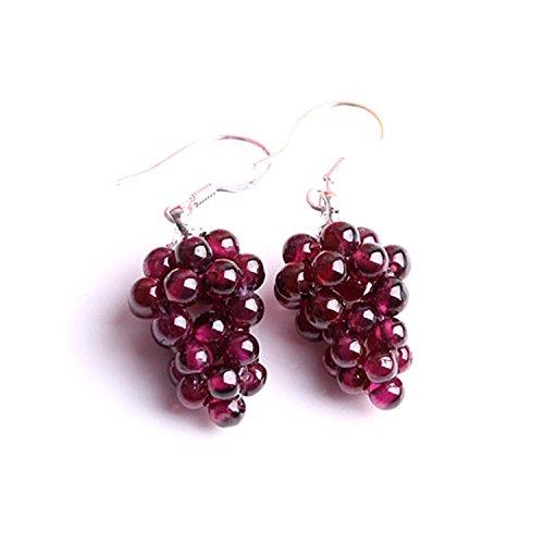 dulijun-dong-tiburon-cristales-naturales-granate-pendientes-mujer-lila-vino-uvas-rojas-pendientes-ha