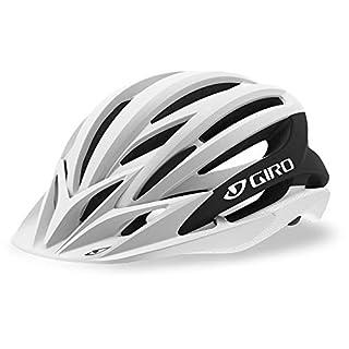 Giro Artex MIPS All Mountain MTB Fahrrad Helm weiß/schwarz 2019: Größe: S (51-55cm)